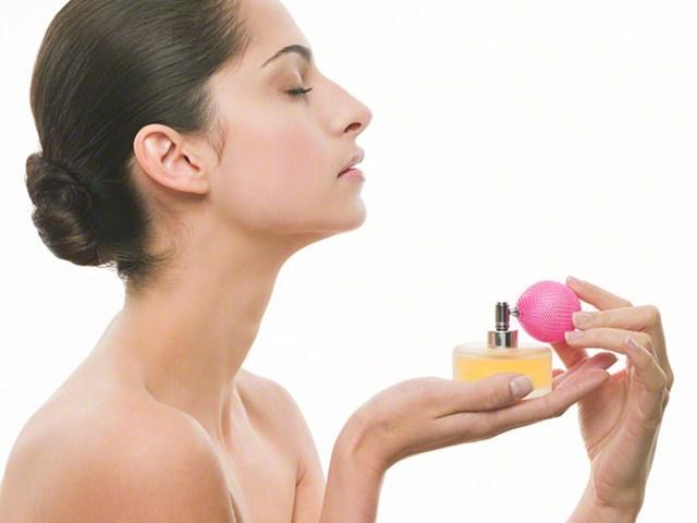 男性が気になる女性の特徴 香り