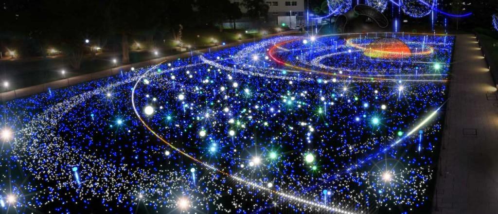 『ミッドタウン・クリスマス 2015』開催!52万個のLEDが星のように輝くイルミネーションが街全域を彩る♪
