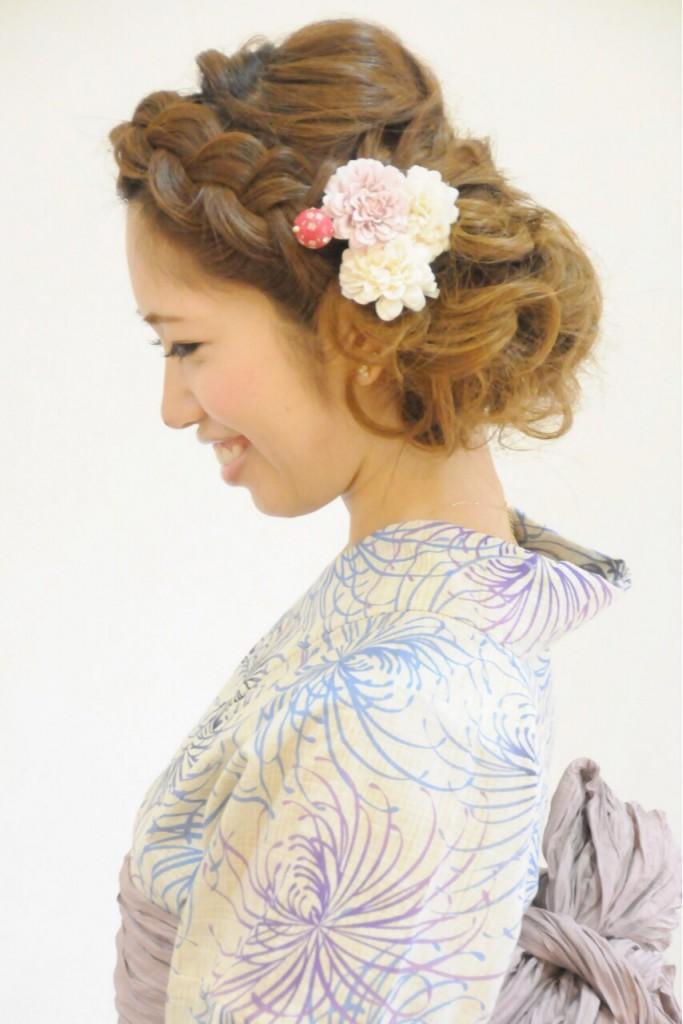 ヘアアレンジの王道「編み込み」の違いをヘアメイクアップアーティストMidori Hagiwaraさんが徹底解説!WOMAGAzine−ウーマガジン−1