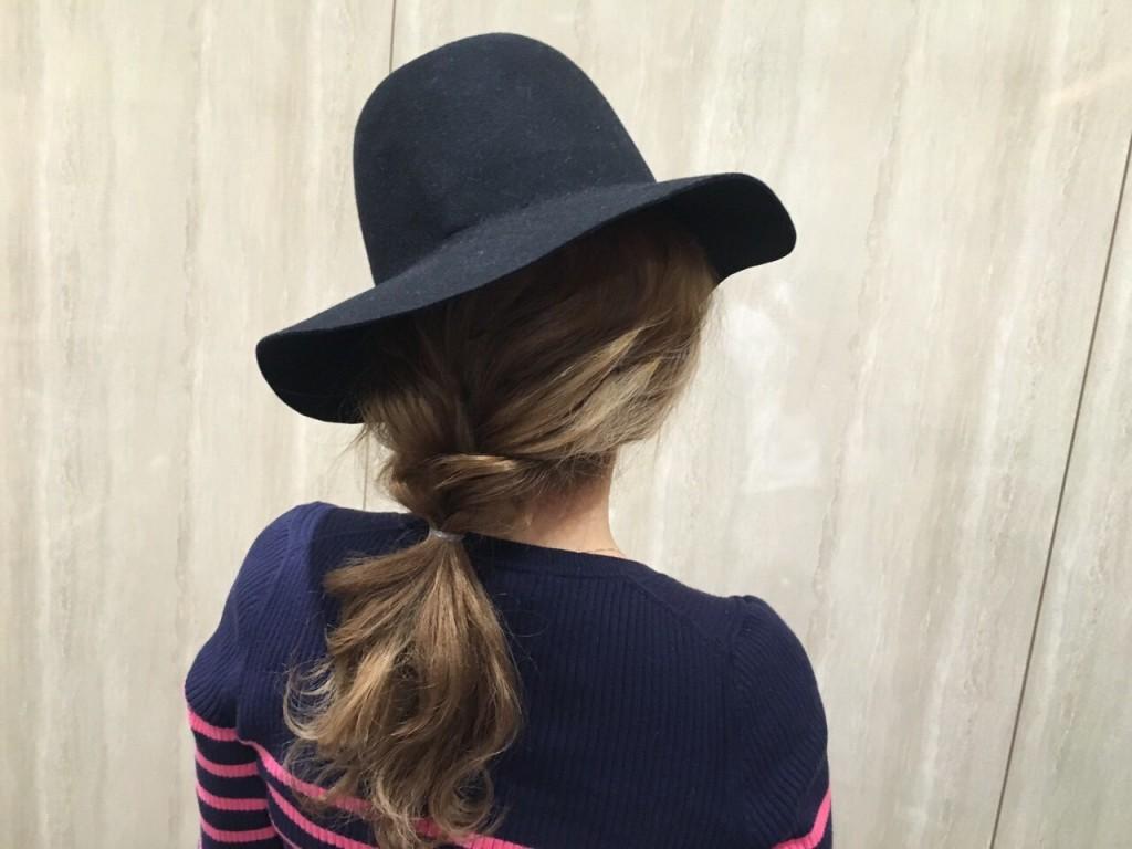 人気のヘアアレンジ「少し三つ編みウェーブヘア〜セミディ編〜」|CARE AOYAMA渡辺義明2