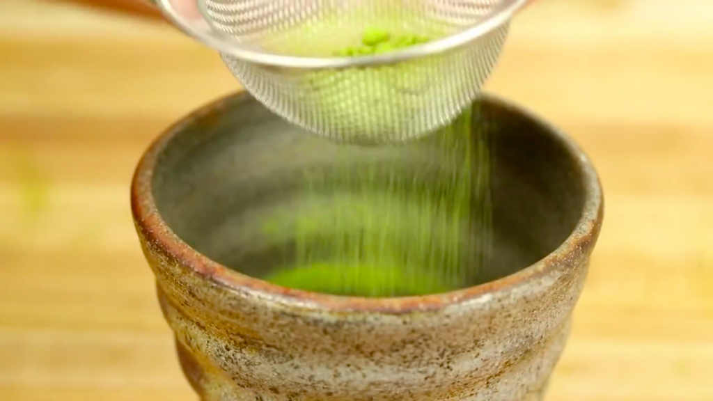 抹茶ラテ|抹茶粉