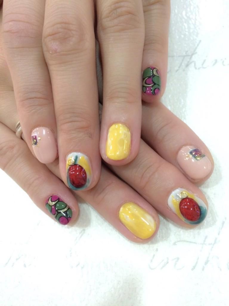 WOMAGAzine:nail18