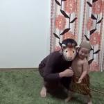 Twitterで5万RT!9万いいね!を獲得した話題の「親子バンビーノ」2歳の息子とパパのダンソンが可愛すぎ!