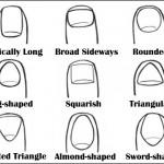 アナタの爪の形で分かるネイル診断
