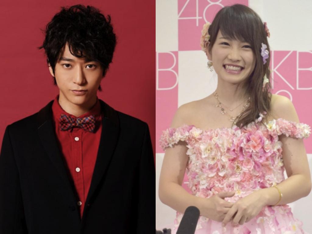 元AKB48・川栄李奈(20)俳優の浅香航大(23)と真剣交際