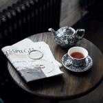 紅茶&ポット