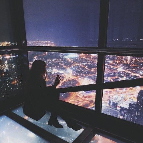 本命女子|夜景
