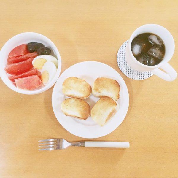 デンマークダイエット|5日目の朝食