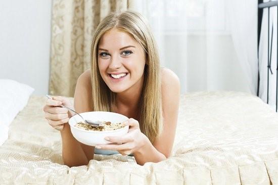 オートミール茶漬けダイエット|低カロリー