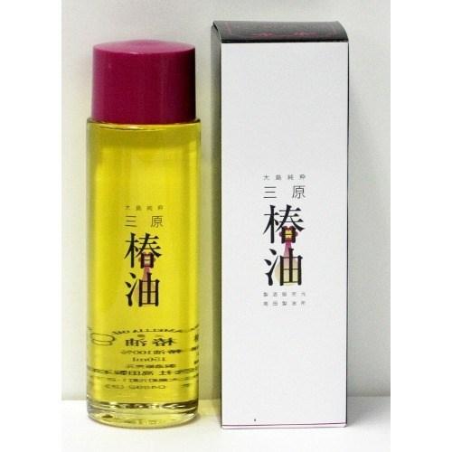 椿油|三原椿油(高田製油所)