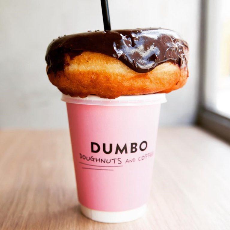 DUMBO 麻布十番|10種類以上のカラフルドーナツ