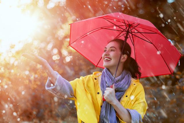 梅雨|女子力アップ