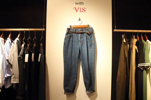 ViS|2018AW|展示会