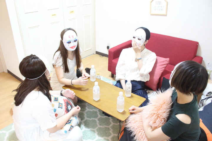 恋愛座談会