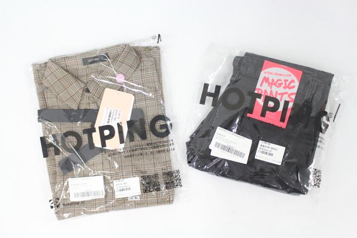 韓国通販レビュー|HOTPING