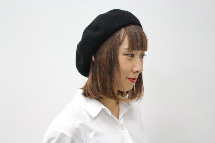 帽子講座|ベレー帽
