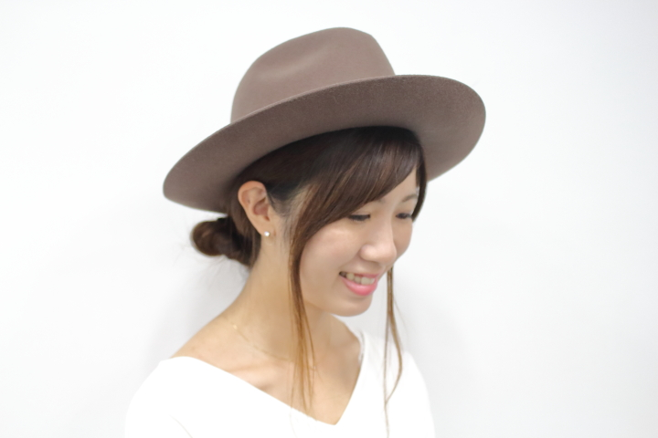 帽子講座|ハット