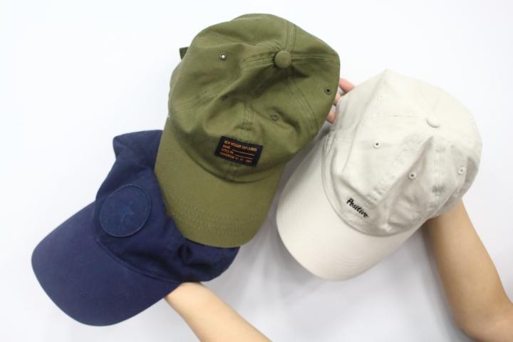帽子講座|キャップ