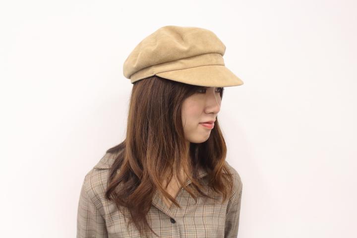 帽子講座|マリンキャップ