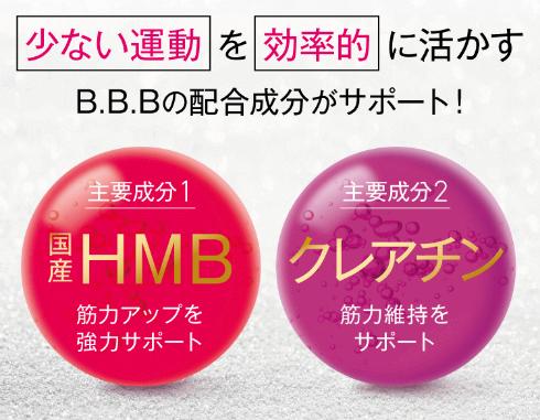 B.B.B(トリプルビー)|効果なし